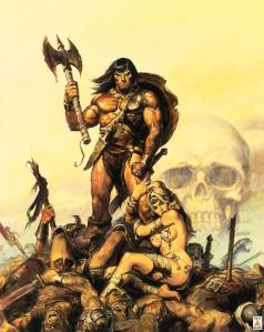 Original artwork by Earl Norem