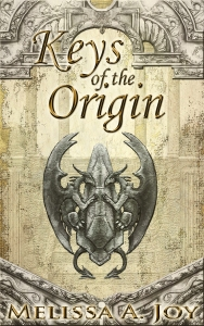 KEYS OF THE ORIGIN -FINAL- FRONT COVER beige