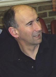 Martin Author pic