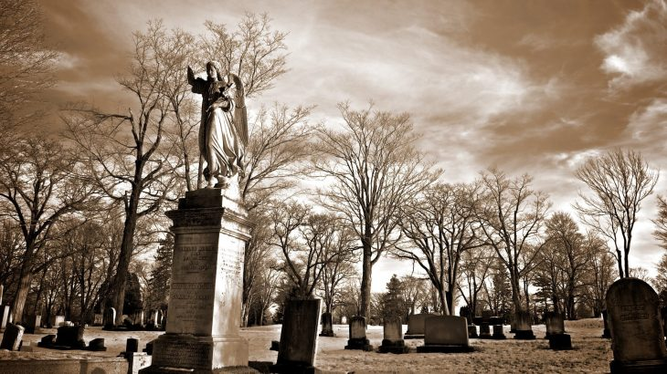 monuments-winter-cementery-cemetery-monuments-dusk-surreal-architecture-full-hd-1920x1080