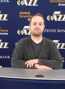 john coon at vivint smart home arena