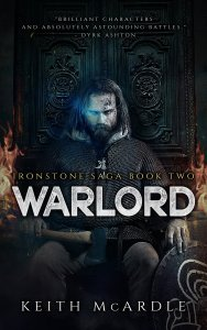 Warlord - Kindle Cover
